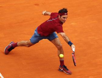 """Federer wieder auf Sand: """"Eine kluge Entscheidung"""""""