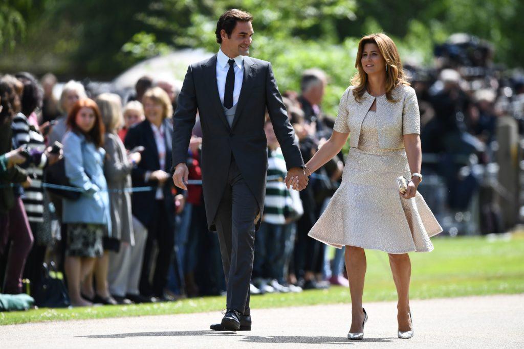 Roger Federer, Mirka Federer