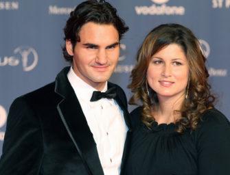 Flashback: Als Roger Federer seine Mirka heiratete