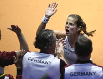 Alle Infos zum Fed Cup Lettland vs. Deutschland: Spielerinnen, Auslosung und Streams