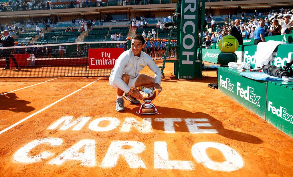 Rafael Nadal – Monte Carlo