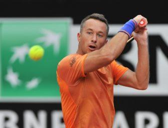 Tennis: Kohlschreiber startet am Rothenbaum