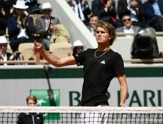 French Open: Sieben von 18 Deutschen in Runde zwei