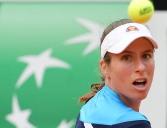 WTA-Turnier in Rom: Konta nach Sieg über Bertens im Finale