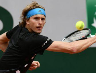 Marathon-Krimi: Zverev startet mit Sieg in die French Open