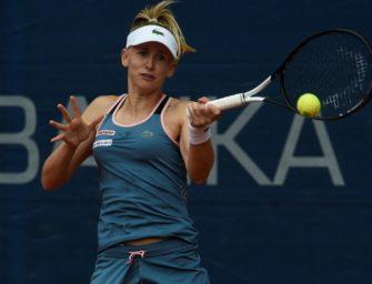Tennis: Teichmann gewinnt Qualifikantinnen-Finale gegen Muchova