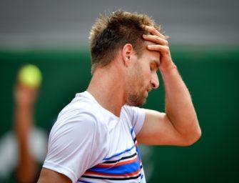 Gojowczyk verliert in Genf und rutscht aus Top 100