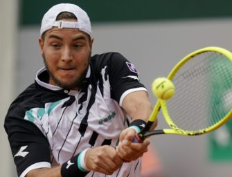 French Open: Struff sorgt für Glanzlicht, auch Petkovic in der zweiten Runde