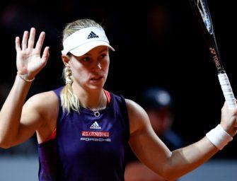 Kerber geht ohne großen Erwartungen in die French Open