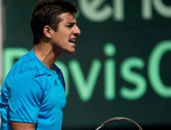 ATP-Turnier in München: Berrettini im Finale gegen Zverev-Bezwinger Garin