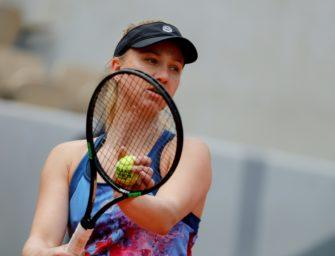French Open: Barthel in Runde eins ausgeschieden