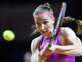 Tennis: Korpatsch in Prag im Viertelfinale ausgeschieden