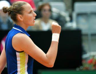 Pliskova mit Sieg in Rom die Nummer zwei im Ranking