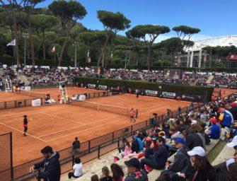 Rom als Vorbereitung auf die French Open?