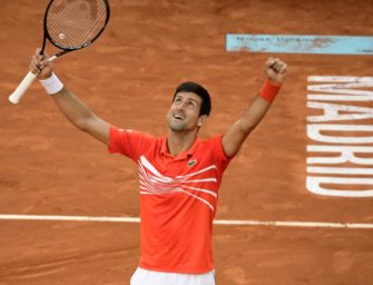 Djokovic triumphiert in Madrid