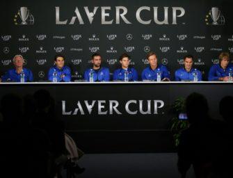 Laver Cup wird offizieller Bestandteil der ATP Tour