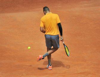 Medien: Kyrgios verzichtet auf French Open