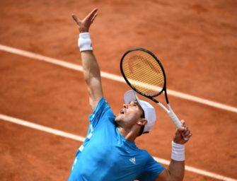 French Open: Mischa Zverev erneut in Runde eins gescheitert
