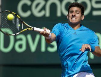 ATP-Turnier in München: Zverev-Bezwinger Garin erster Finalist