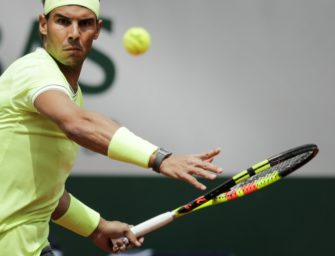 Jubilar Federer und Nadal im Achtelfinale der French Open