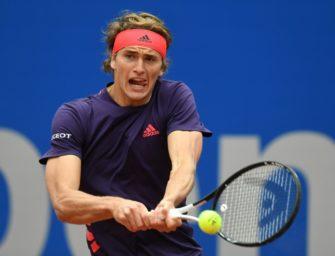 French Open: Das sind die Gegner von Zverev, Kerber und Co.