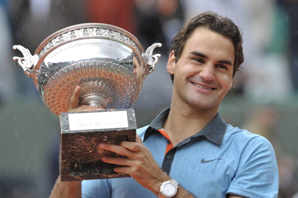 Roger Federer – French Open 2009