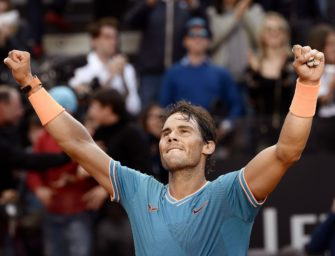 Bestenliste: Rafael Nadal jagt den Top-10-Rekord