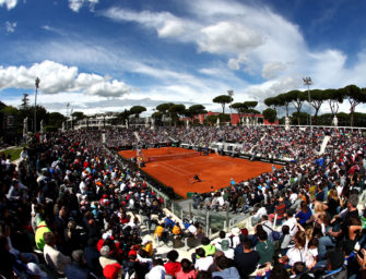 Masters in Rom: Stippvisite im Foro Italico
