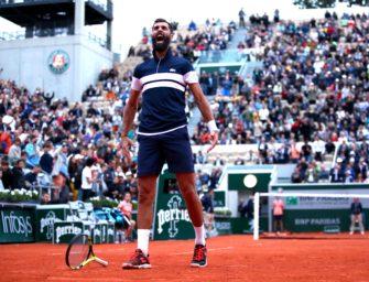 French Open: Drama mit Herbert und Paire