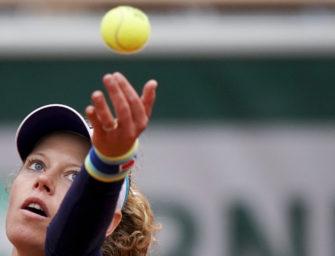 French Open: Fortsetzung verloren – Siegemund scheitert an Bencic