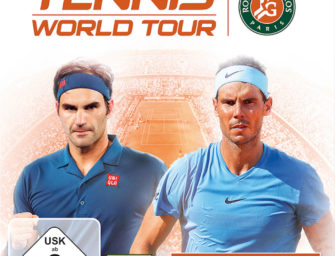 Roland Garros-Edition: Gewinnt das neue Tennis World Tour-Game