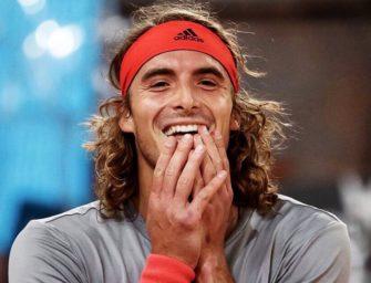 Tsitsipas schlägt Nadal: Im Madrid-Finale wartet Djokovic