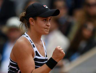 Australierin Ashleigh Barty gewinnt die French Open