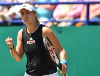 Kerber sieht großen Favoritinnen-Kreis für Wimbledon