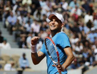 French Open: Thiem erneut im Halbfinale