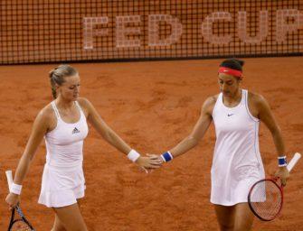 Wie im Davis Cup: Auch Fed Cup bekommt Finalturnier