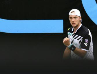 Wimbledon: Struff erhält neuen Gegner und Platz auf der Setzliste