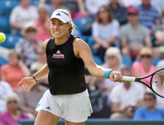 Kerber in Eastbourne im Viertelfinale