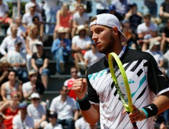 ATP-Turnier in Stuttgart: Struff erstmals im Halbfinale