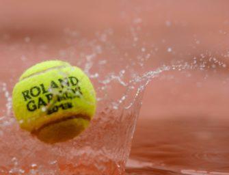 Regen über Paris: Zverev-Match droht Verschiebung auf Donnerstag