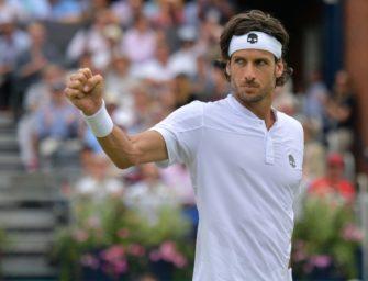 Lopez gewinnt Finale von London