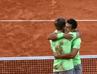 Krawietz und Mies verlieren auch zweites Spiel nach French-Open-Triumph