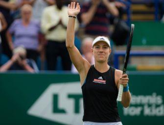 Sportwetten: Kerber in Wimbledon im engsten Favoritenkreis