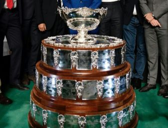 Reformierter Davis Cup präsentiert neuen Hauptsponsor
