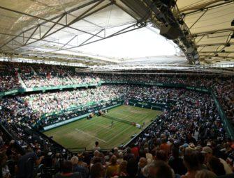 Nach kurzfristigem Namenswechsel: ATP-Turnier in Halle mit positiver Bilanz