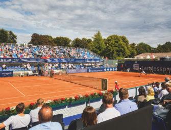 Braunschweig: Zu Besuch beim weltbesten ATP-Challenger