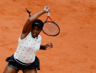 French Open: Vorjahresfinalistin Stephens gescheitert