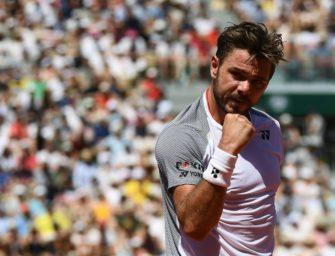Wawrinka nach Fünfsatz-Drama im Viertelfinale gegen Federer