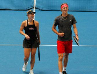 Wimbledon: Kerber an fünf, Zverev an sechs gesetzt
