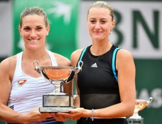French Open: Doppel-Titel für Babos/Mladenovic